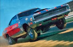 Dick Landy Dodge Charger