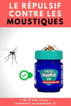 How to Use Vicks VapoRub as a Natural Mosquito Repellent. Vicks Vaporub, Vapo Rub, Health Smoothie Recipes, Natural Mosquito Repellant, Uplifting Quotes, Being Used, Lotion, Essential Oils, Personal Care