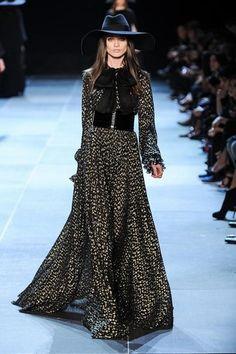 Saint Laurent - Paris Fashion Week Primavera Verano 2013
