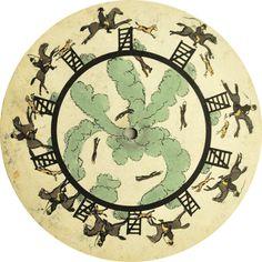 los primeros trabajos de animación aparecieron hace más de un siglo, gracias a un artilugio conocido como fenaquitoscopio de Joseph Plateau
