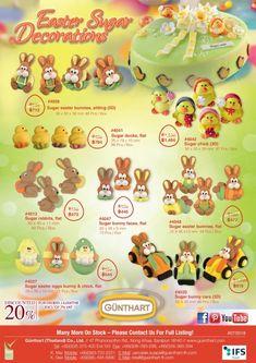 Bunny, Easter, Sugar, Decorations, Cute Bunny, Easter Activities, Dekoration, Rabbit, Ornaments