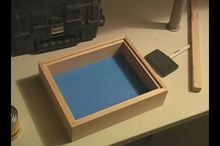 How to Make a Shadow Box Picture Frame: Video Series | eHow