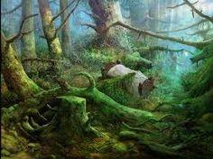 загадочный лес - Pesquisa Google