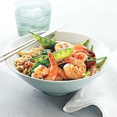 20-Minute Recipe: Black Pepper Caramel Shrimp | Shine Food - Yahoo! Shine