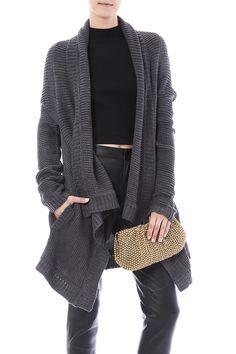 Dana Ashkenazi Style Cardigan Brown | Cozy, Brown and Printing