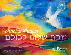 Foto Shabbat Shalom In Hebrew, Shabbat Shalom Images, Jewish History, Jewish Art, Israel, Shavua Tov, Sabbats, Torah, Holidays And Events