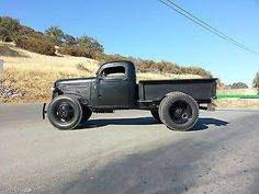 1939 (?) Chevy truck dually rat rod - Buscar con Google