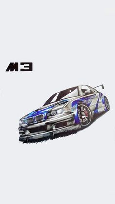 Download Bmw M3 Gtr Wallpaper Iphone for desktop or mobile device. Make your device cooler and more beautiful. Need For Speed Cars, Carros Bmw, Street Racing Cars, 3d Racing, Bmw Wallpapers, Car Backgrounds, Reliable Cars, Top Luxury Cars, Car Illustration