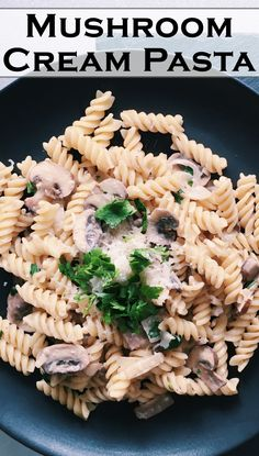 ... easy quick pickles with creamy angel hair pasta quick egg mushroom ham