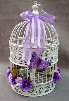 gaiolas com flores - Pesquisa Google