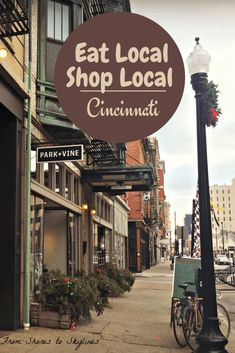 A guide to eating and shopping in Cincinnati
