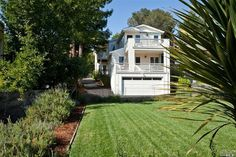 Mill Valley, CA // Beautiful, light filled two-story home complete with white picket fence.