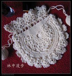Beautifl Lace Bag crochet pattern