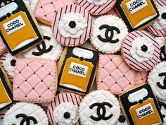lol, if I cant own a Chanel I'll eat one!