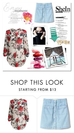 """Untitled #770"" by dina123-1 ❤ liked on Polyvore featuring Gap and GALA"