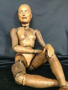 Mannequin Femme 18eme