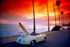 Porsche 356 Speedster -- California dreamin'