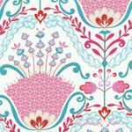 Dena Designs Little Azalea Hyacinth Pink [FS-DF174-Pink] - $10.95 : Pink Chalk Fabrics is your online source for modern quilting cottons and sewing patterns., Cloth, Pattern + Tool for Modern Sewists