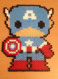 Captain America for Ben