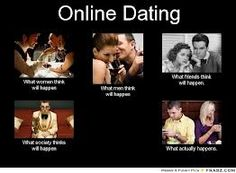 Online dating humor blog advice