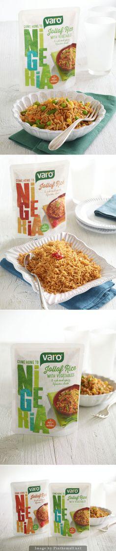Varo Jollof Rice