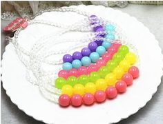Baby Jewelry For Boys Gold Posh Candy Beads Children'S Baby Girl Crystal Jelly Bead Necklace Bracelet Jewelry Set Jewelry Settings From Stellakidsbowtique, $7.32| Dhgate.Com