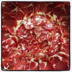 #antipasto #calabrese #salame #capicollo