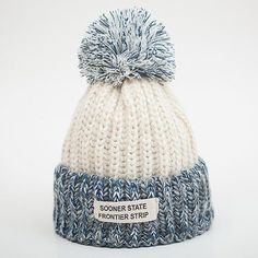 Kids' Donegal Cable Knit Hat f
