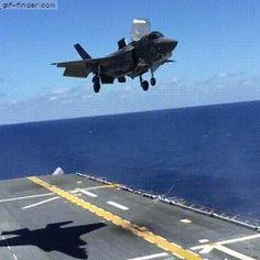 F-35B operational test trial