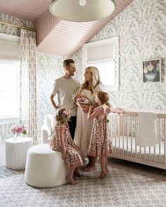 Studio McGee (@studiomcgee) • Instagram photos and videos Stanton Carpet, Horse Wallpaper, Design A Space, Studio Mcgee, Nursery Furniture, Nursery Design, Cool Lighting, Girl Nursery, New Baby Products
