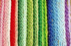 embroidery floss | DMC Embroidery Threads: How They're Made & Whatnot – Needle ...