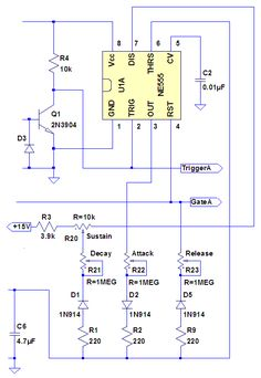 passive modular synth circuit schematics google search rh pinterest com Simple Circuit Schematic Circuit Schematic Symbols