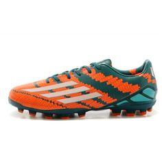 new style ff1bf c254a Adidas Adizero F50 Messi Leo AG Scarpe da calcio arancia verde  Scarpe da  calcio poco