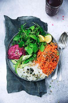 Saveurs Végétales: ► Assiette du Buddha !
