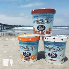 Eatable sand castles > #arcticzero #oceanbeachpier #Padgram