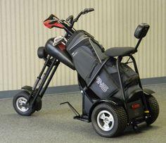 Chopper Golf Cart