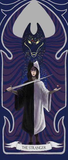 Arya Stark - the Stranger by *Kisindian on deviantART: