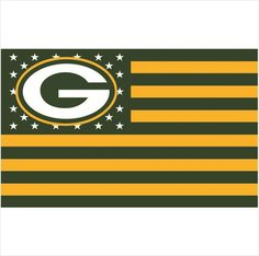 NFL Green Bay Packers 3x5 FLAG BANNER 852660853140 on eBid United States