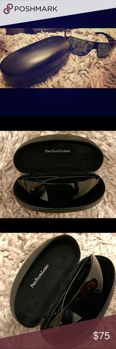 Polo by Ralph Lauren Men's Sunglasses - like new Polo by Ralph Lauren Sunglasses.  They look great and no scratches.  Authentic purchase from Sunglasses Hut. Polo by Ralph Lauren Accessories Sunglasses