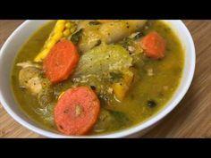Carribean Chicken, Carribean Food, Caribbean Recipes, Kitchen Recipes, Diet Recipes, Food Videos, Cooking Videos, Jamaican Recipes, Chicken Soup Recipes