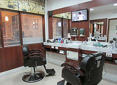 Com bar e decoração retrô, barbearias são novo espaço de socialização para machos sensíveis; veja guia de todo o Brasil | Chic - Gloria Kalil: Moda, Beleza, Cultura e Comportamento