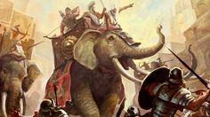 BITWA NA AGER FALERNUS – niezwykłe zwycięstwo Hannibala - HARDKOR HISTORY