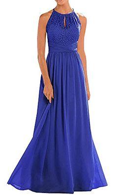 Lafee Bridal Halter Lace Bridesmaid Dress Chiffon A-Line ... https://www.amazon.com/dp/B073TVGDPC/ref=cm_sw_r_pi_dp_x_61M2zb8WH364Q