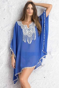 eee961e5a4bf7 Cheap pareo chiffon, Buy Quality pareo women directly from China pareo sexy  Suppliers: Sexy ethnic Women Kaftan Sarong Blouses Bathing Suit Beach Cover  ups ...