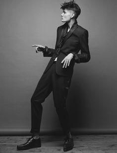 Casey Legler for Numéro Homme S/S 2013 | Ford Models