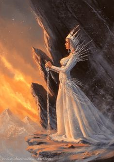 All information about Fantasy Ice Queen. Pictures of Fantasy Ice Queen and many more. Arte Digital Fantasy, Digital Art, Snow Queen, Ice Queen Narnia, Fantasy Girl, Dark Fantasy, Ice Queen Costume, Illustration Fantasy, Arte Dark Souls