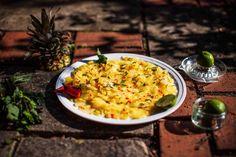 Pineapple carpaccio  www.hemsleyandhemsley.com