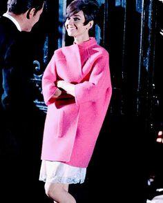 "Audrey Hepburn as Nicole Bonnet in ""How to Steal a Million"", photographed by Douglas Kirkland."