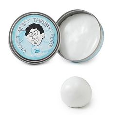 Look what I found at UncommonGoods: Ion Glow-In-the-Dark Putty for $11 #uncommongoods