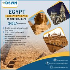 Egypt Vacation Package From Usa 450 Dawntravels Com Egypt Egypt Tours Cairo Airport